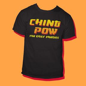 Ching Pow: Far East Yardies